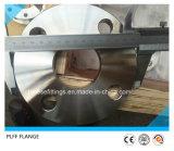 JIS 10K 16K forjó los bordes de placa de acero de la tubería