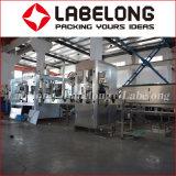 Pvc krimpt de Machine van de Etikettering van de Koker voor de Flessen van het Huisdier