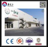Estructura de acero prefabricados para taller y almacén (BYSS052002)