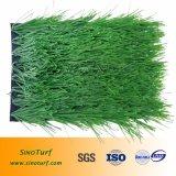 フットボールの人工的な草、サッカーの総合的な泥炭は、人工的な芝生、Sinoturf Cesped Sinteticoを遊ばす