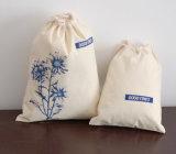 BSCI Resuable Coulisse de coton de vérification en usine un sac de shopping