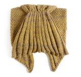 Coperta del sacco a pelo della sirena del ponticello (MQ-JMS04)