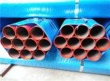 빨간 그려진 방화 재료 물뿌리개 강관