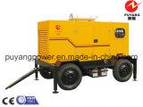 4-Wheels type groupe électrogène diesel (PFC) du bas de page
