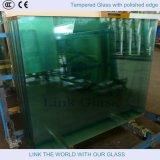 Le verre trempé/glace Tempered/renforcent des verres de sûreté en verre/