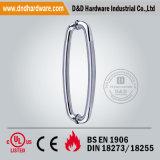 Регулировать-Квадрат тяги двери нержавеющей стали с аттестацией Ce