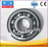 El rodamiento de bolas 6410-Nr Wqk Cojinete de bolas con el anillo de seguridad