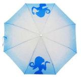 Компания Unilever Леди зонтик с передачи тепла печать