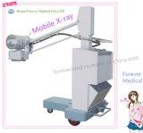 De medische Machine van het Onderzoek van de Röntgenstraal van de Apparatuur 100mA Mobiele