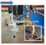 Hohes Effeciency Doppelt-Fahren der CNC-Flamme/der Plasma-Ausschnitt-Maschinerie