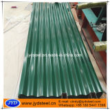 Hoja galvanizada PPGI del material para techos del perfil
