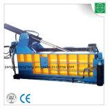 Machine de emballage en acier de déchet métallique d'alliages d'aluminium