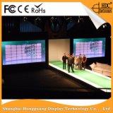 Farbenreiche Hintergrund des Stadiums-P3.91 im Freienled-Bildschirmanzeige