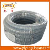 Tubo flessibile di trasporto di superficie liscio di aspirazione del PVC
