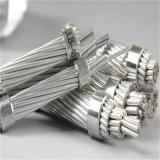 Acsの長いスパンの送電線のためのアルミニウム覆われた鋼鉄繊維ワイヤー