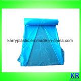 HDPE Verpackungs-Beutel C-Falteten Abfall-Beutel