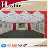 Tente promotionnelle d'usager de PE de PVC d'événement de Wdding