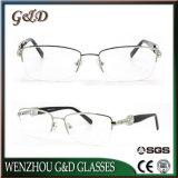 Recentste Frame 42-995 van het Metaal van het Oogglas van Eyewear van het Ontwerp van de Manier Optisch