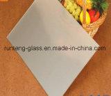12mmの青銅(ブラウン)の酸はガラスか曇らされたガラスをエッチングした