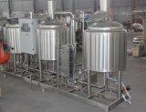 Выстучайте оборудование заваривать пива комнаты микро- с машиной пива проекта