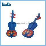 Los niños al por mayor baratos mini guitarra de juguete de plástico