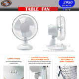 Round Baseの6inch Mini Table Fan