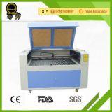 Estaca do laser e máquina de gravura Ql-1210 com a câmara de ar do laser 100W