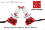 H4 High-Low Bi-Xenon LED phare 40W 9600lm Ventes en grande quantité