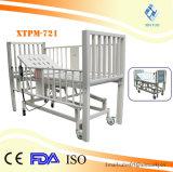 Bâti médical de soin de cinq enfants de fonctions de prix de gros d'usine avec la rambarde
