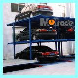 Селитебный подъем стоянкы автомобилей автомобиля столба ямы 4 системы Erground стоянкы автомобилей