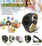 2016 de moda de lujo al por mayor del reloj teléfono inteligente Esw8029
