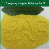 Polyaluminum Chloride PAC para tratamiento de aguas residuales El secado por atomización
