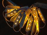 5050 3Voyants lumineux de Module à LED d'injection sans objectif