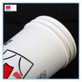 taza de papel 8oz para la bebida caliente