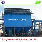 Высокообъемный фильтр мешка в заводе цемента