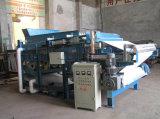 廃水処置のためのベルトのタイプフィルター出版物の沈積物の排水機械
