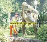 De Kunstmatige Dinosaurus van uitstekende kwaliteit van de Simulatie voor de Tentoonstelling van het Park van het Thema (jld-001)