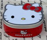Новая коробка подарка олова киски конструкции здравствулте!/коробка конфеты олова/коробка Weddy