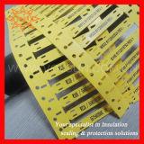 3: 1印刷できるケーブルのマーキングの管