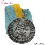 Дешевое медаль сувенира таможни 3D медное (LM1256)