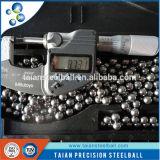 El precio de fábrica vende al por mayor la bola de acero de carbón de 4.76m m para el rodamiento