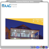 反射ガラスが付いているアルミニウムプロフィールのSunroomまたは日光の家かガラスの家または