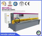 Macchina di taglio QC11Y-6X4000 della ghigliottina idraulica