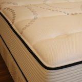 Diseño de lujo único tamaño colchón de muelle bonnel