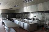 Профессиональный поставщик Китая кухонного шкафа кухни нержавеющей стали с конкурентоспособной ценой