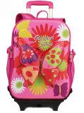 De Schooltassen van het karretje voor Meisje