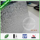 Duurzaam Decoratief Plafond met het Plastic In reliëf gemaakte Blad van het Polycarbonaat PC