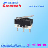 1A 3A 125VAC 40t85カセットSubminiature ENEC UL公認のマイクロスイッチ
