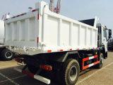 Sinotruk HOWO 4X2の軽い小型ダンプトラック5のトンZz1047D3414c145