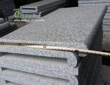 Pietra per cimasa di Grey d'argento G603 della fabbrica del raggruppamento all'ingrosso del granito